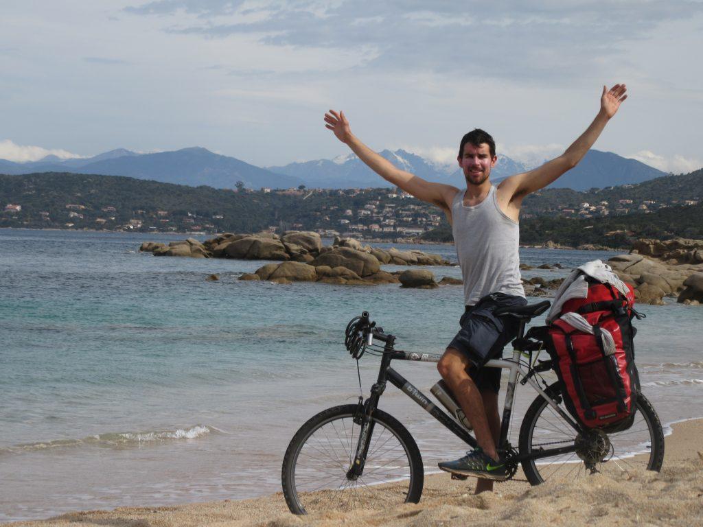 Sardaigne et Corse en vélo