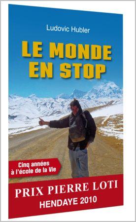 le monde en stop Ludovic Hubler