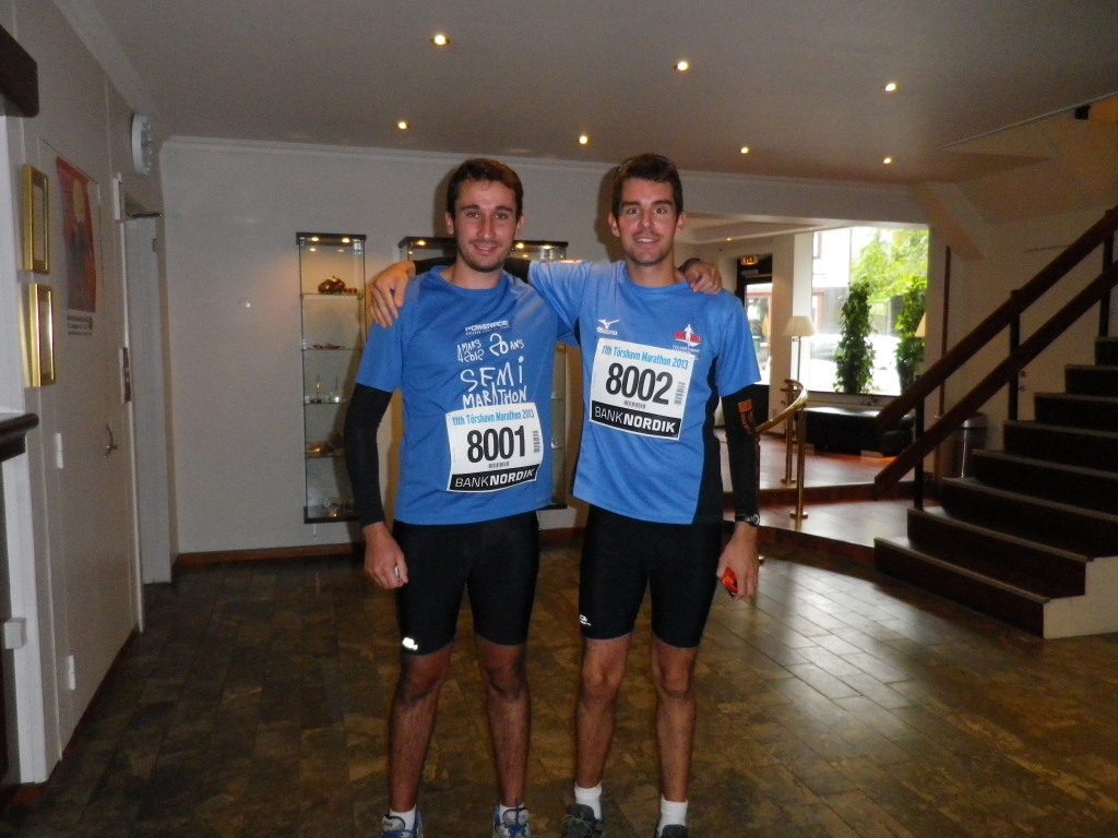semi marathon Torshavn