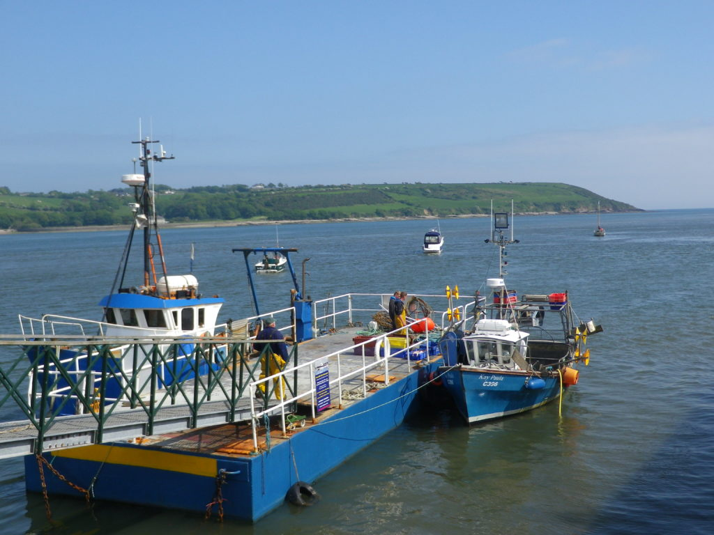 Youghal Irlande