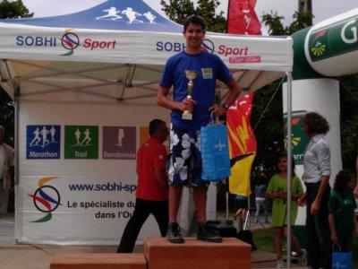 podium Corcoué