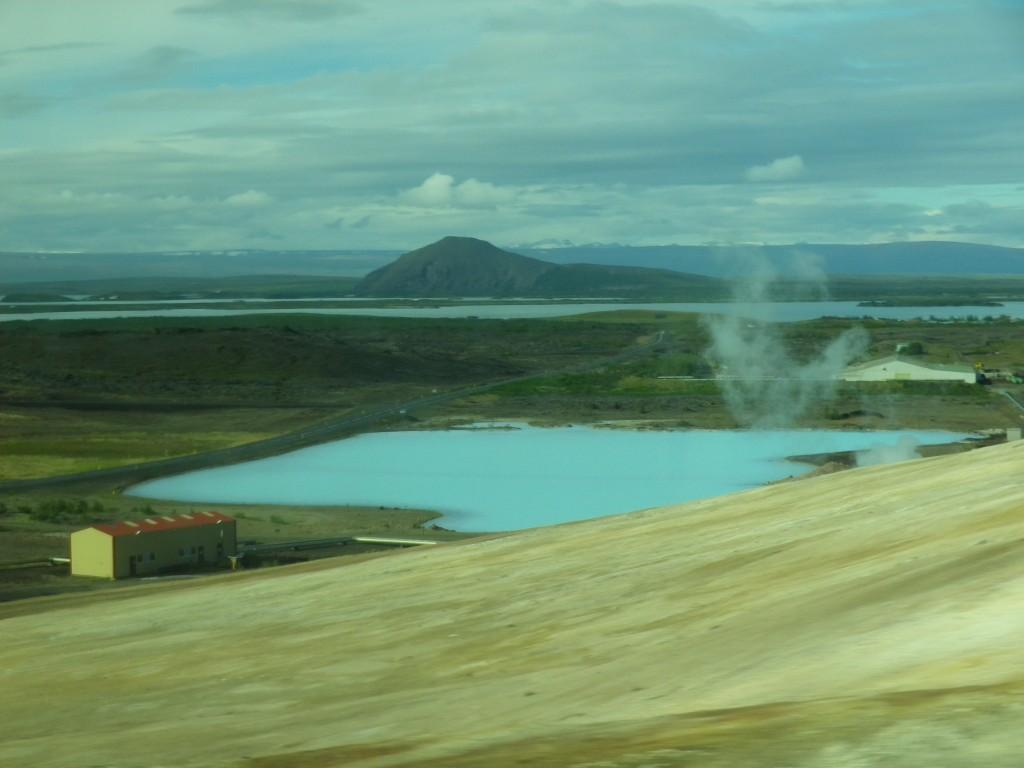 Islande paysages lunaires