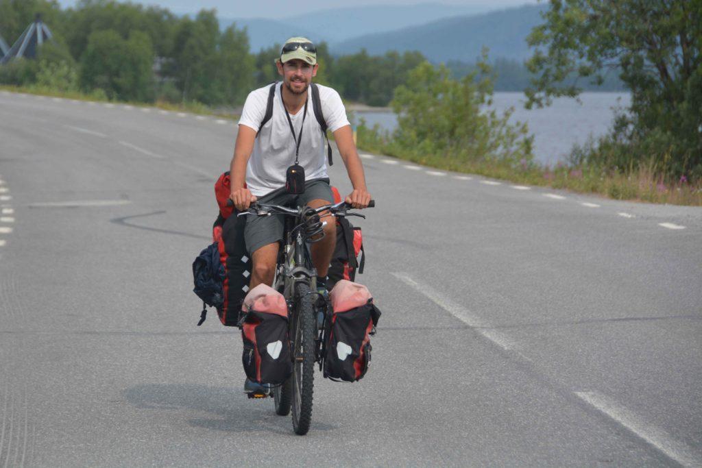 Voyage a vélo, sentiment de liberté