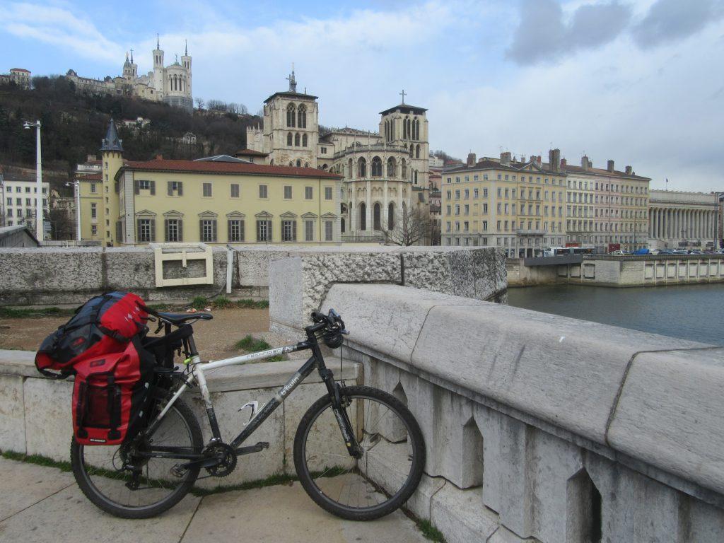 asilique Notre Dame de Fourvière à Lyon