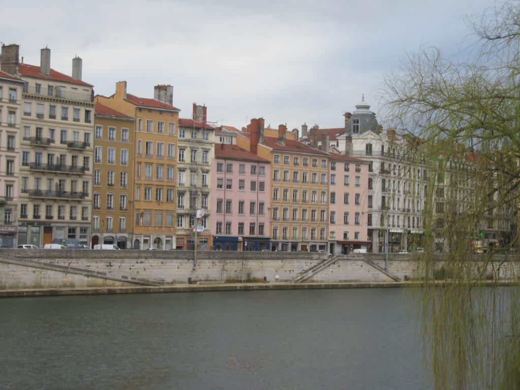 quais de Sâone Lyon