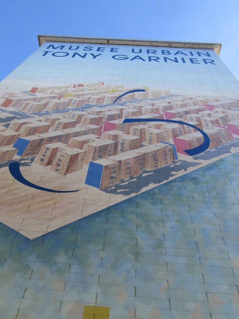 Musée urbain Tony Garnier Lyon