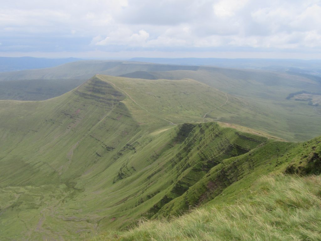 Parc National Brecon Beacons randonnée
