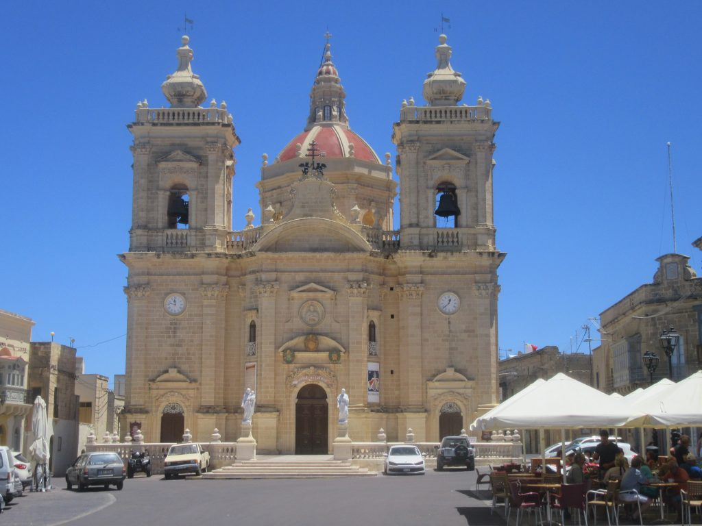 Xaghra Parish Church