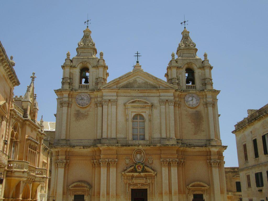 incontournable à Malte la citadelle de Mdina