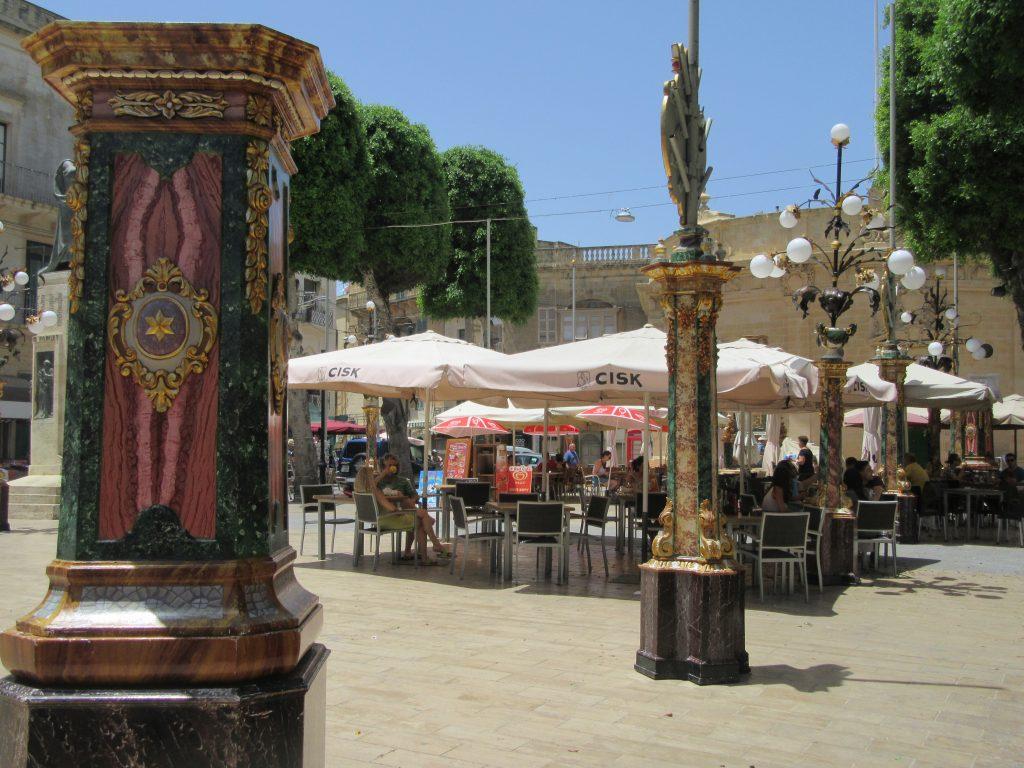 Victoria capitale de Gozo à Malte