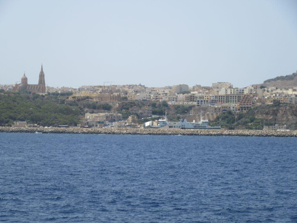 bateau ferry pour aller de Malte à Gozo