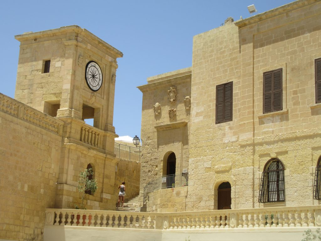 Citadelle de Victoria Ir Rabat sur Gozo