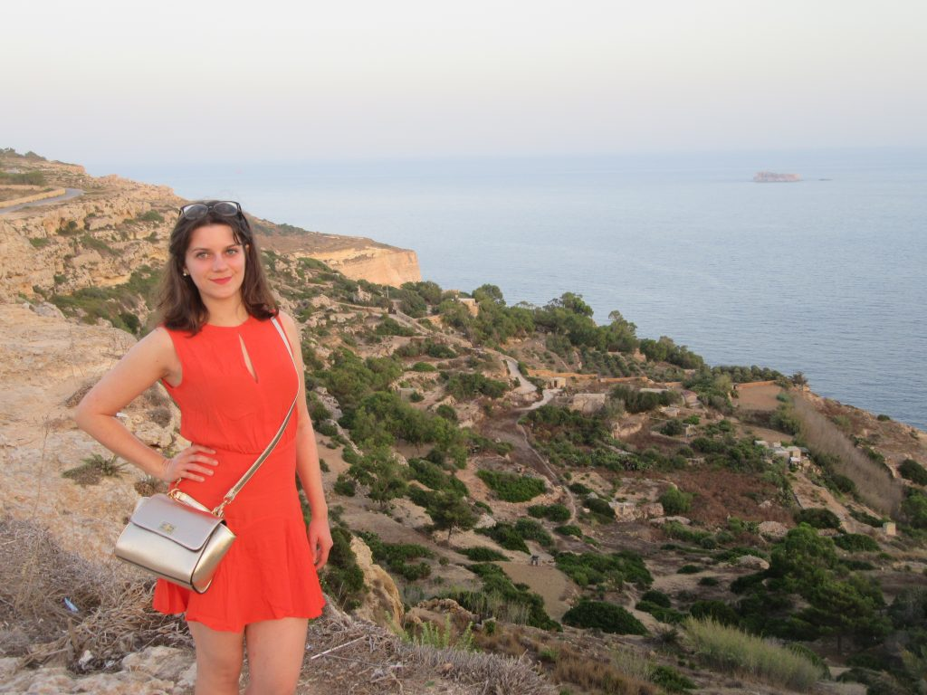 falaises de Dingli à voir à Malte