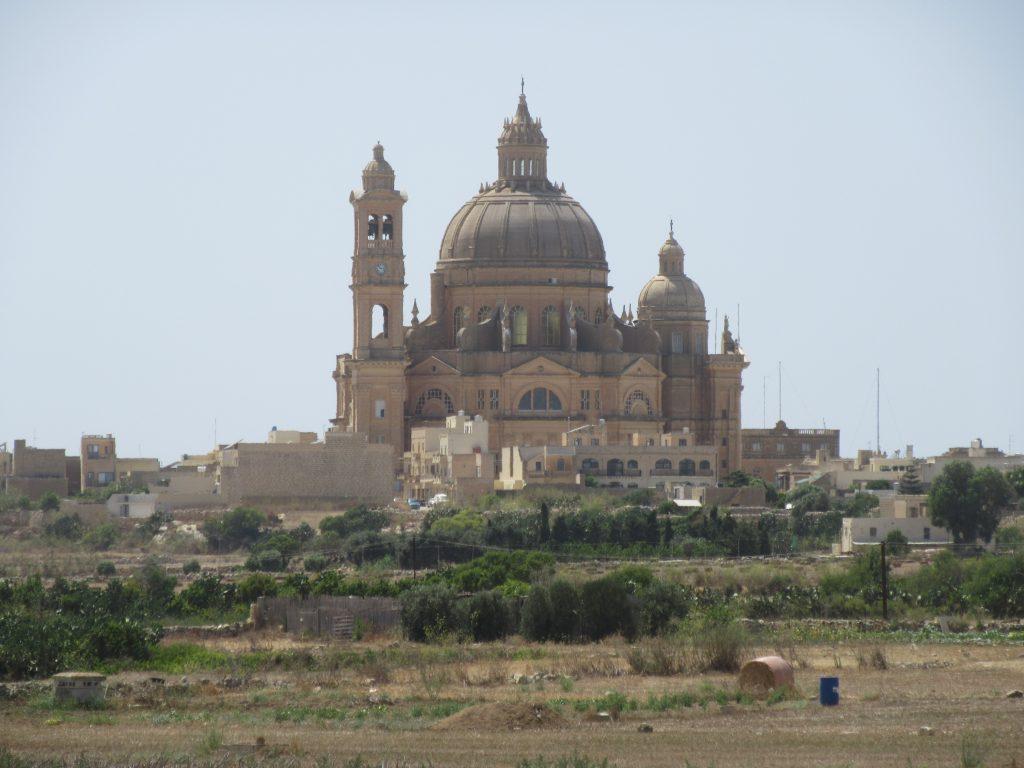 Gozo coupole
