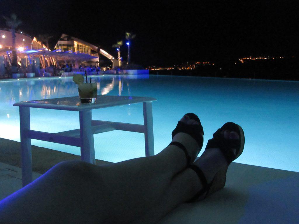 Soirée café del mare nightlife Malte