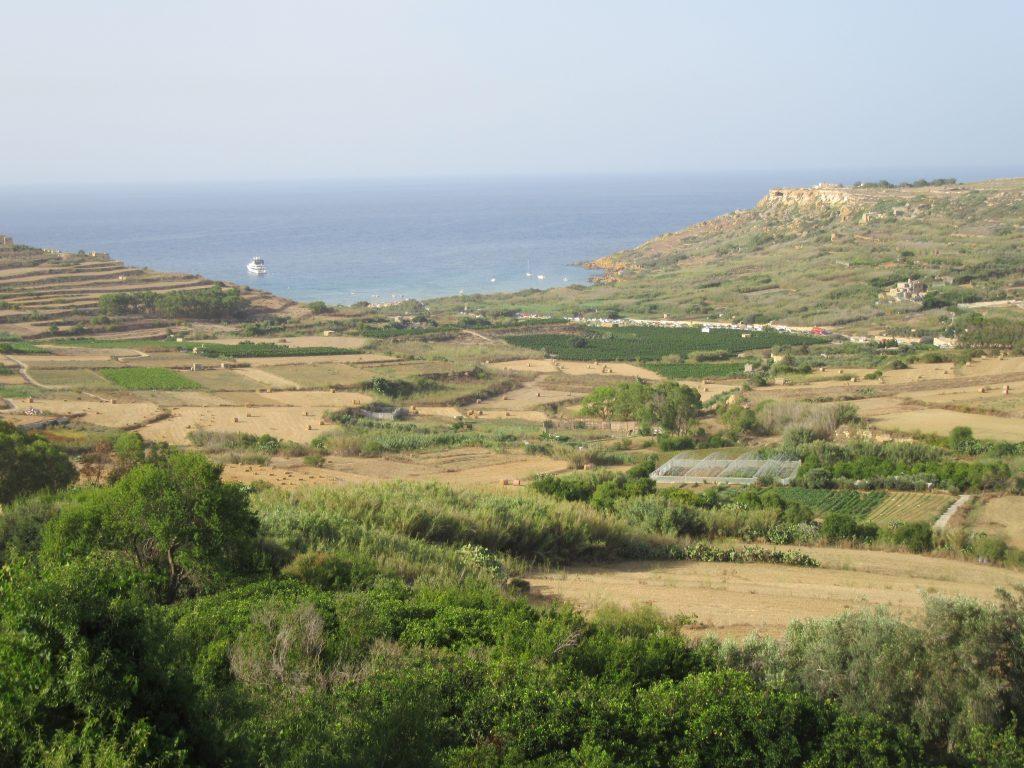 Paysages Gozo ile Malte