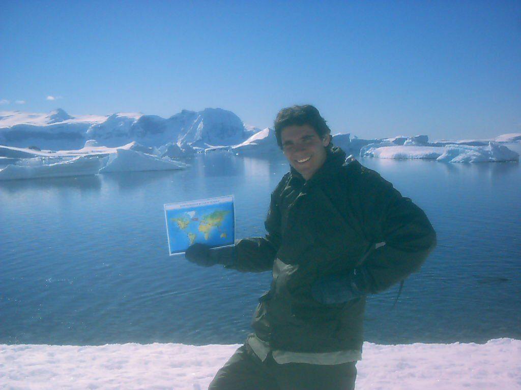 Ludovic Hubler Antarctique