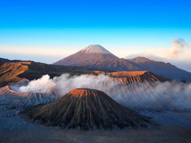 Bromo volcan Java Indonésie
