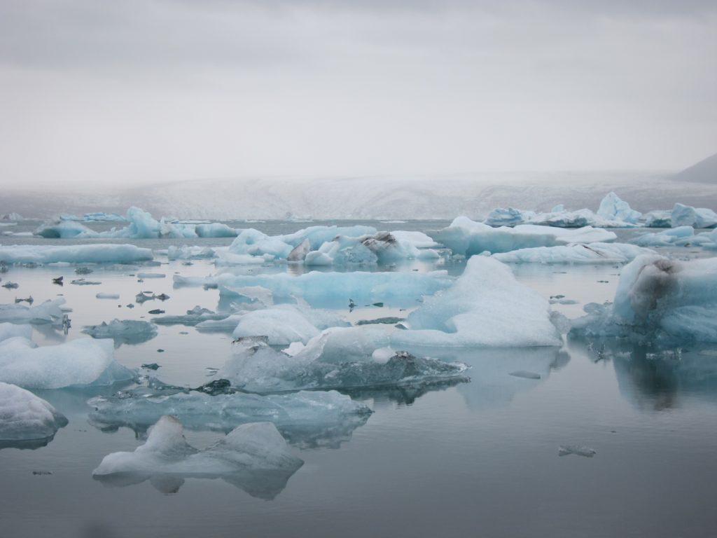 jokulsarlon glacier Islande