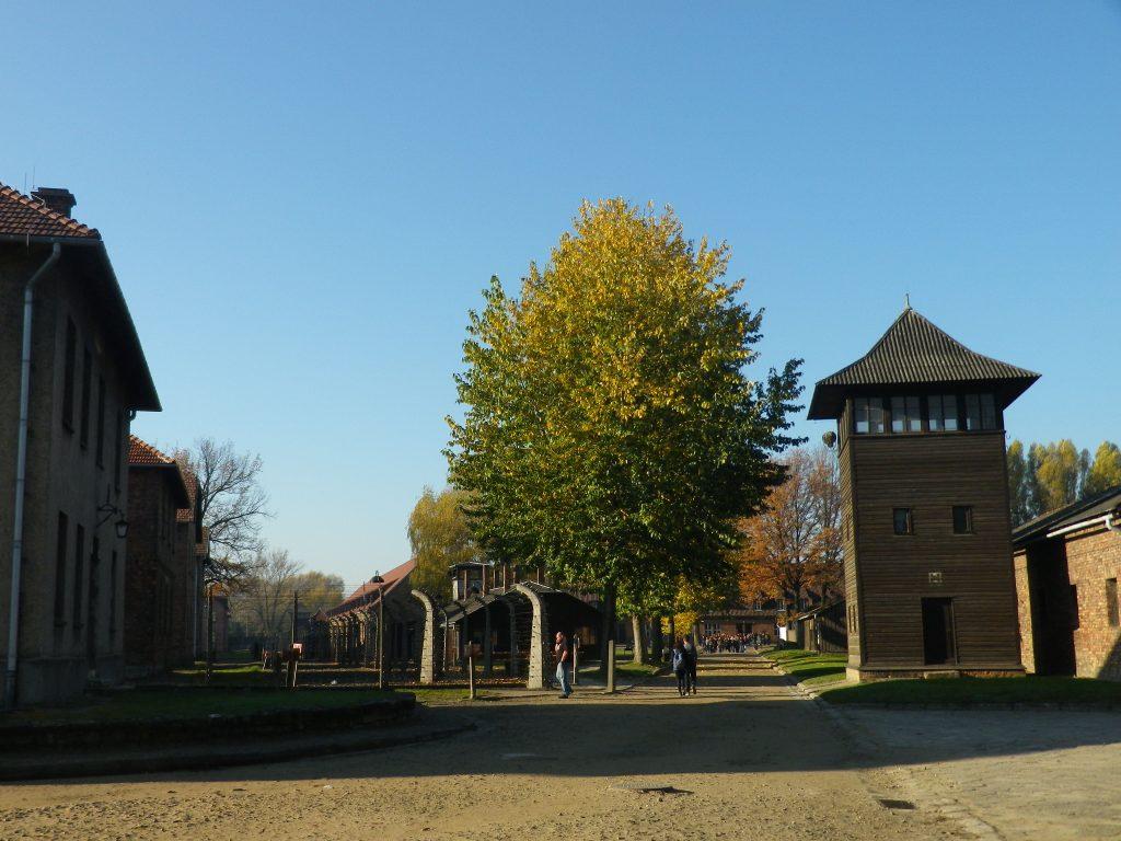 camp de concentration Auschwitz