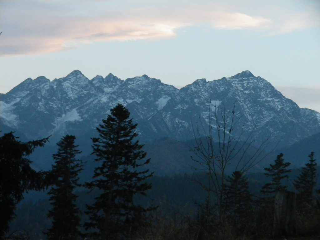 Haute Tatras, Carpates Pologne