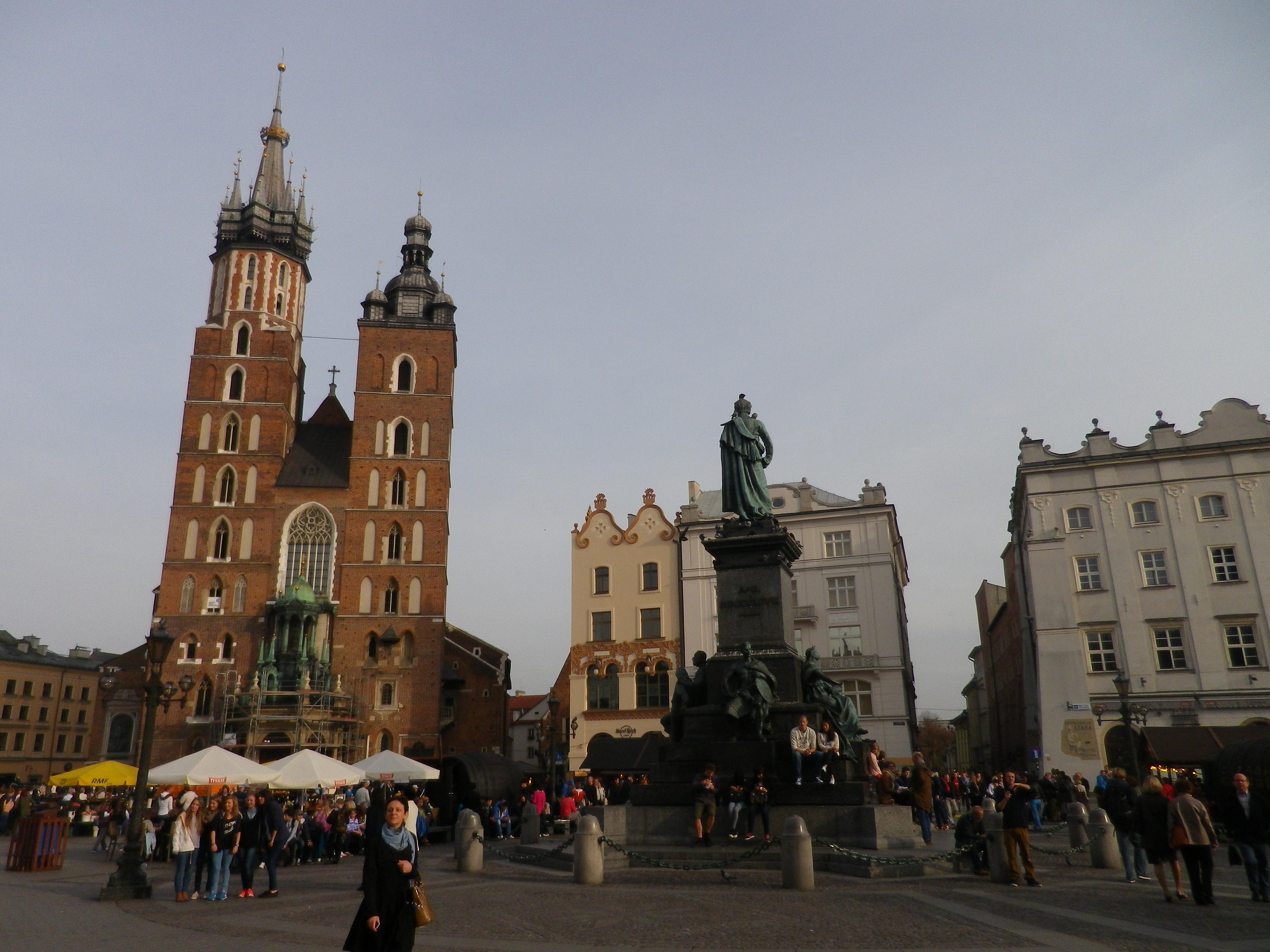 rencontres Cracovie Pologne l'esprit d'ingénierie datant