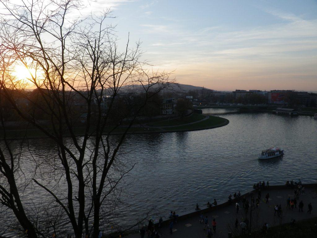 Cracovie ville romantique et pour faire la fête