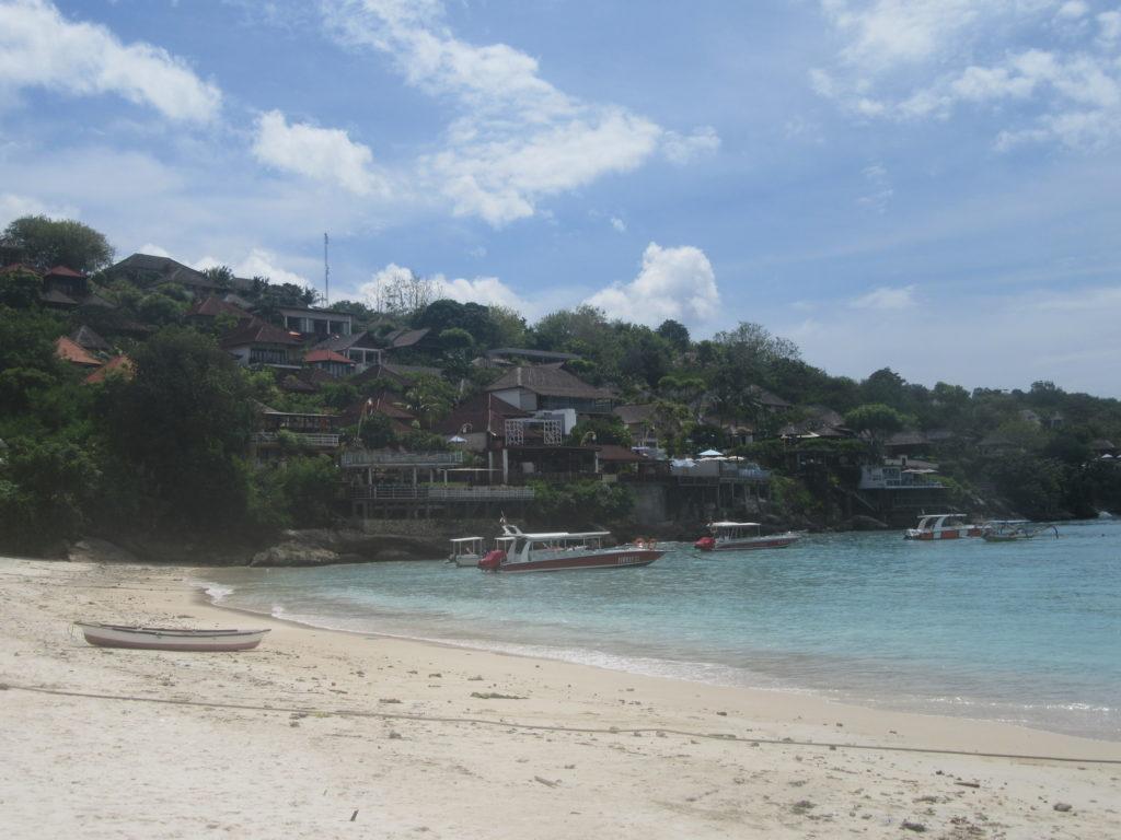 Nusa Lembongan plages