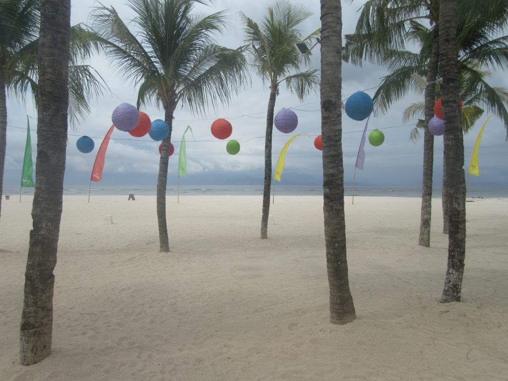 plage Nusa Lembongan