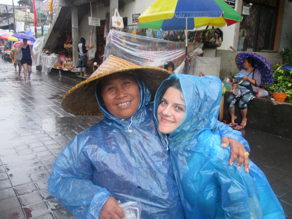 Belle rencontre à Ubud