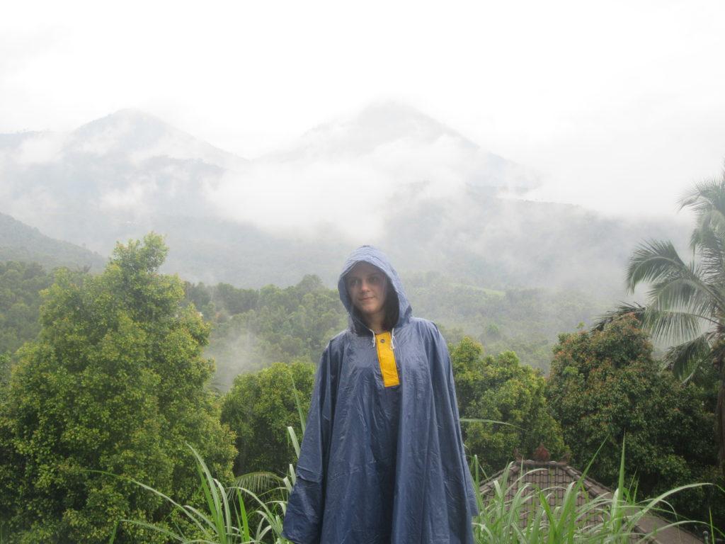 Saison des pluie Munduk Bali
