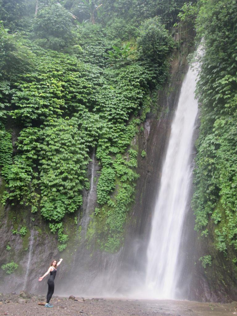 Cascade à Munduk Bali