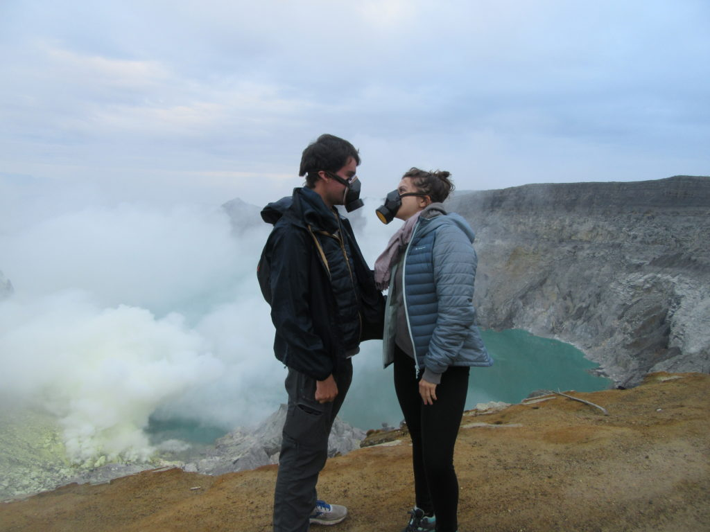 kawah ijen volcan java