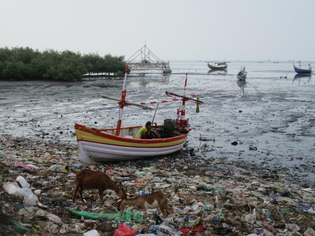 Catstrophe écologique, déchets Indonésie
