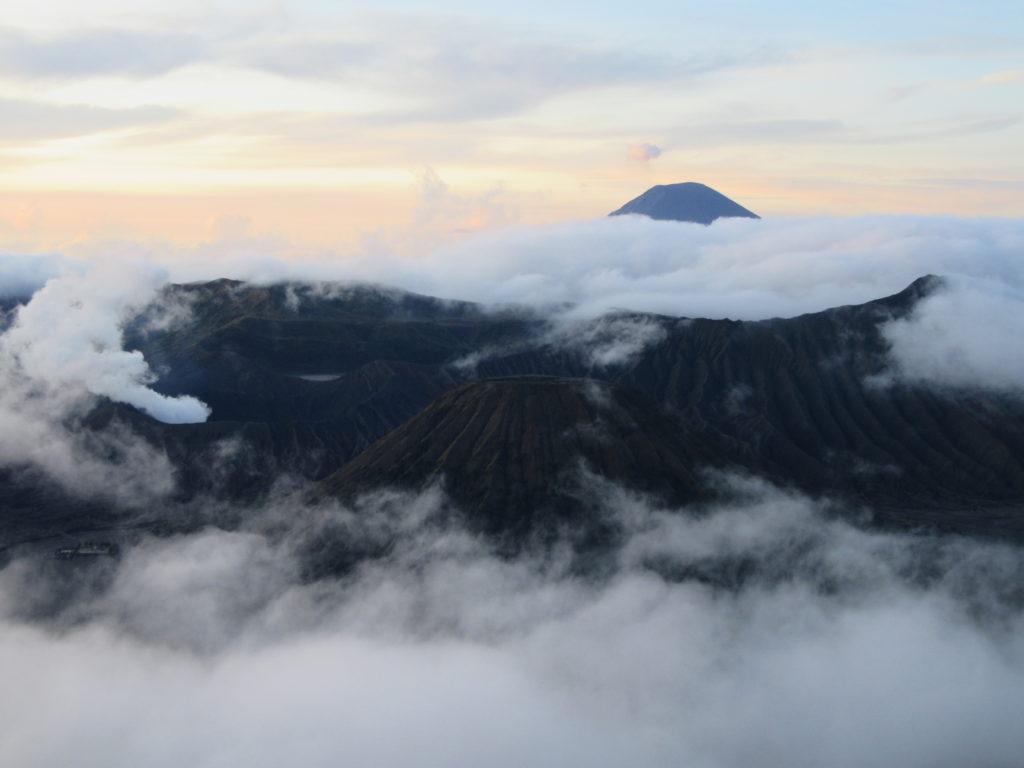 Lever de soleil volcan Bromo