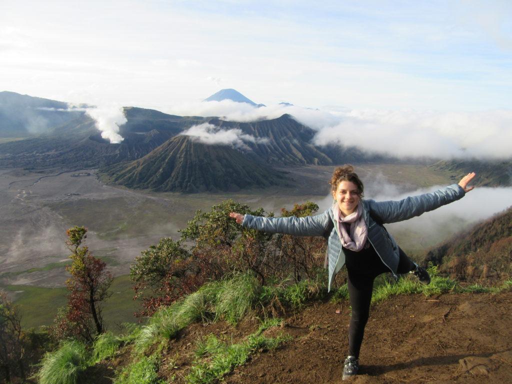 Le volcan Bromo sur Java