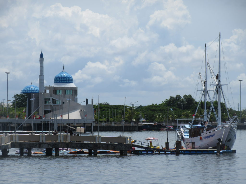 Mosquée à Makassar