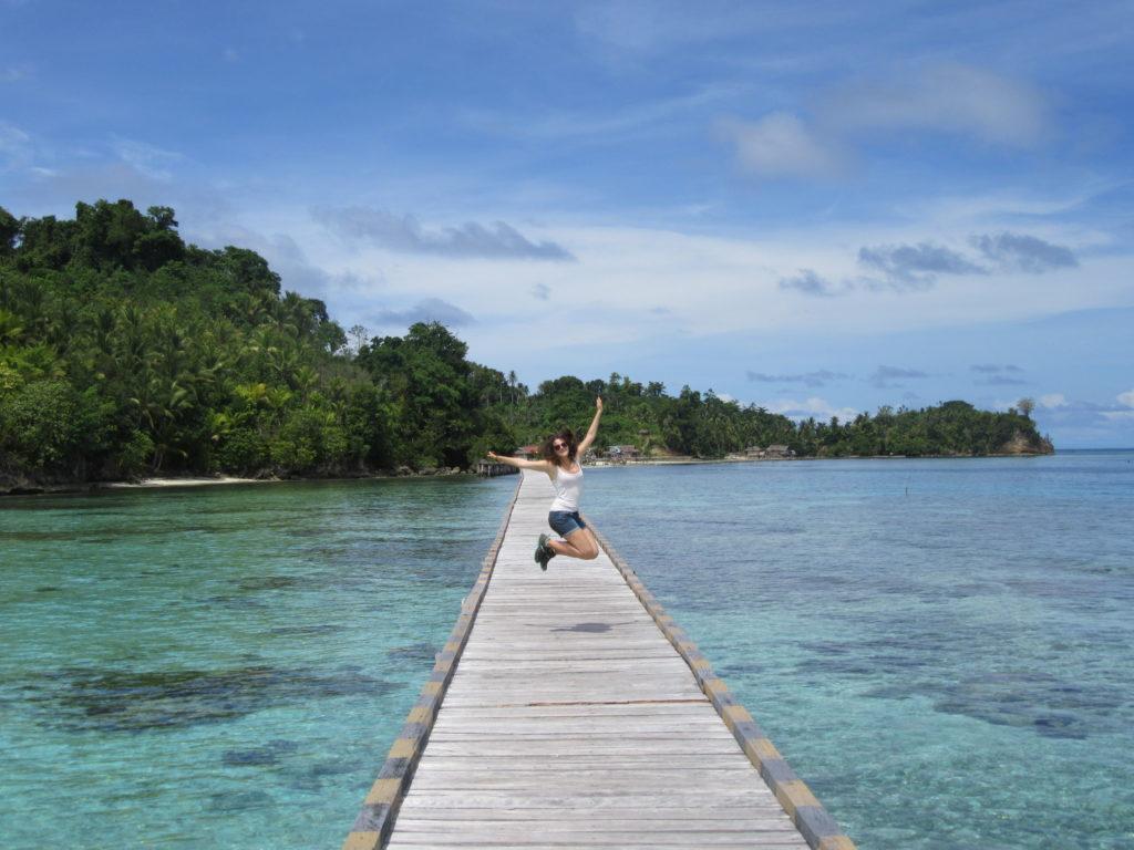 Ile Togian Sulawesi