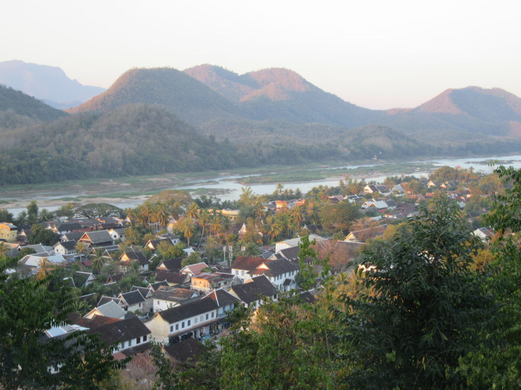 Luang Prabang Laos Mekong