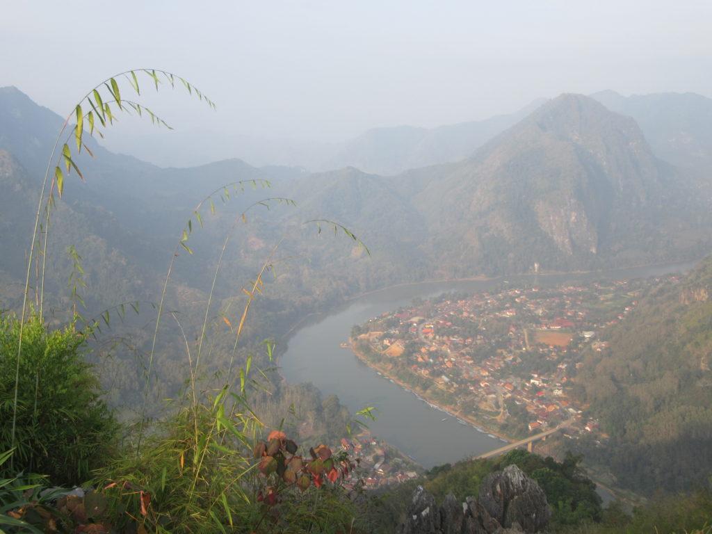panorama Nong Khiaw