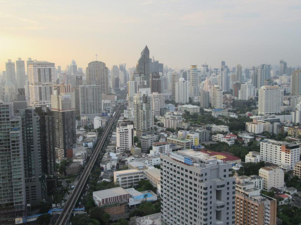 Bangkok capitale Thailande