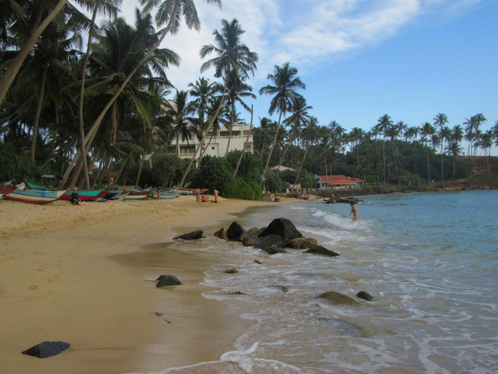 Mirissa plages