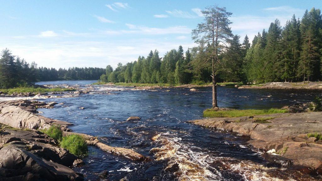 Finlande nature voyage à vélo