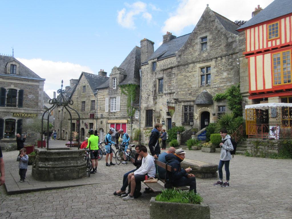 Découverte de Rochefort en Terre village préféré des français