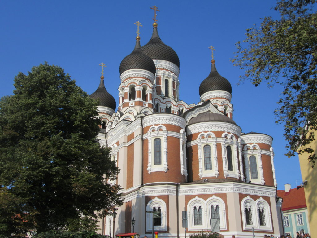 Tallinn eglise orthodoxe