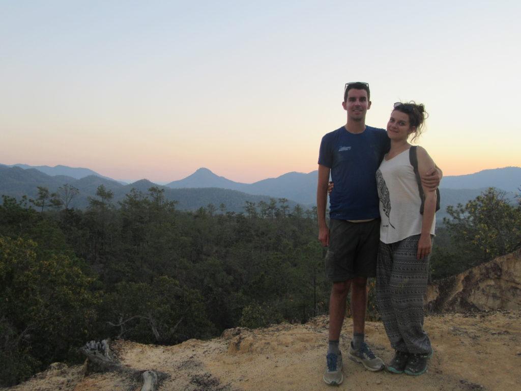 Canyon de Pai Thailande