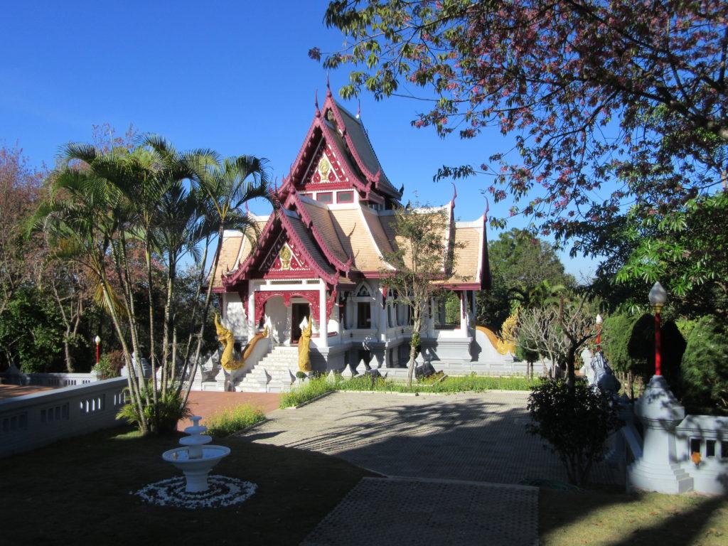 Wat Santikhiri Temple Thailande