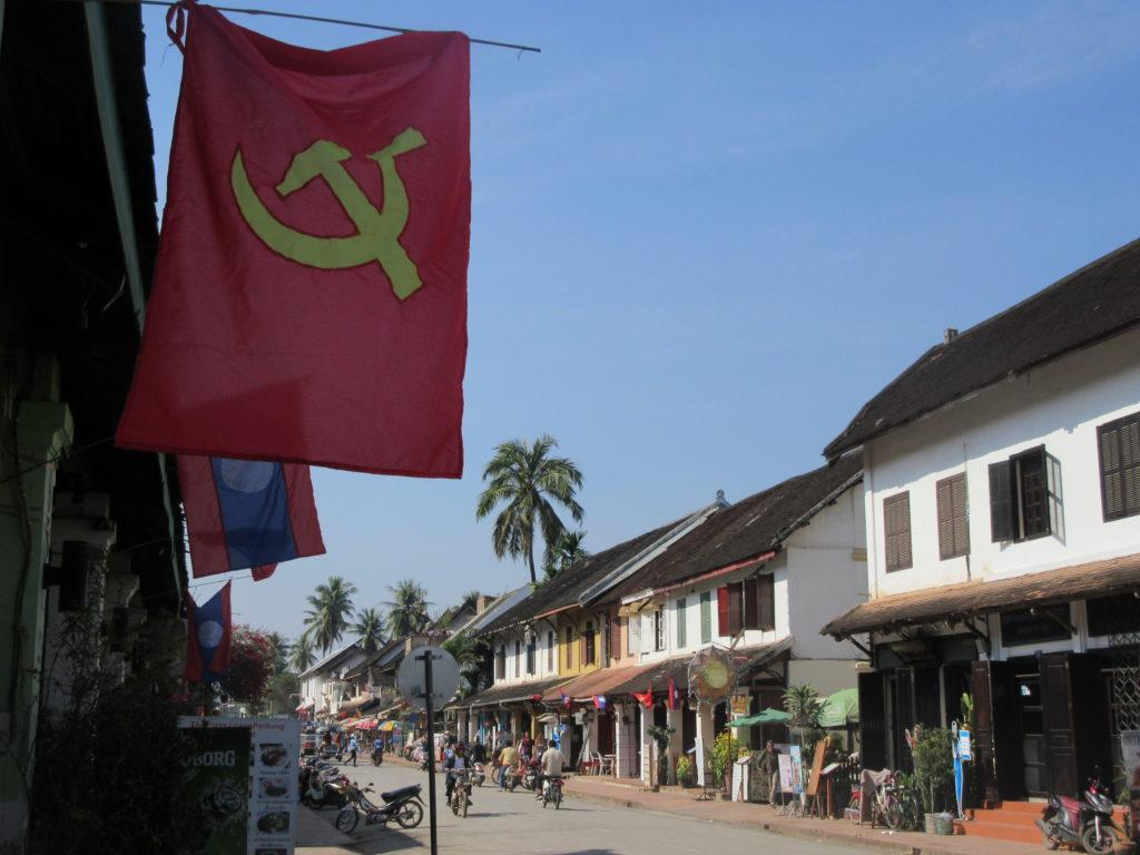 laos communiste