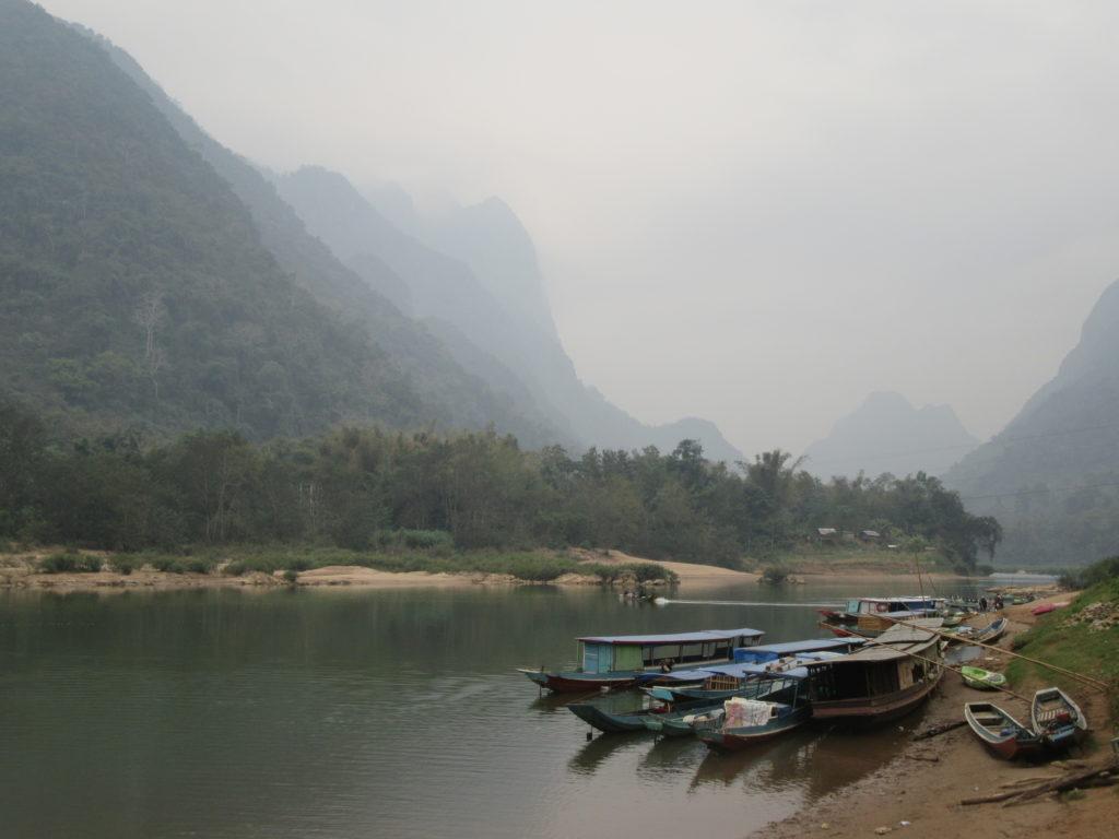 Laos Muang Ngoy