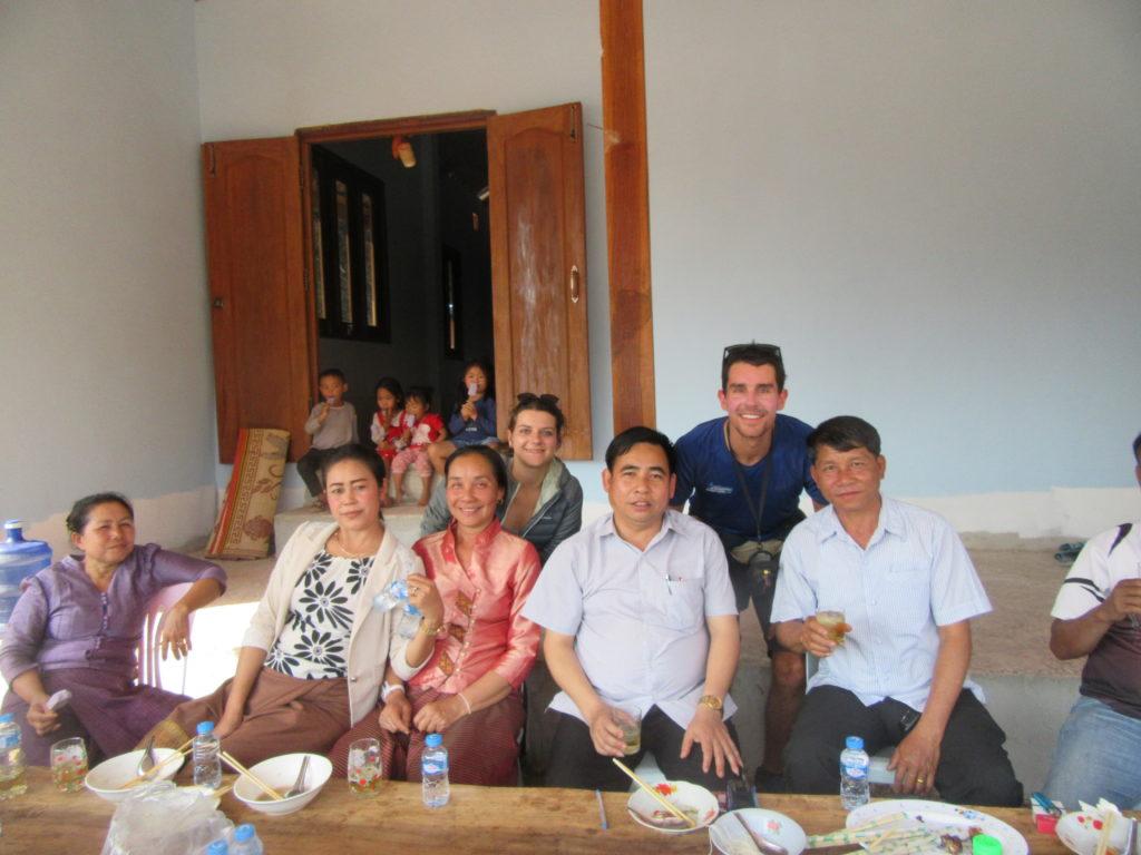 Rencontres sur la boucle de Thakhek au Laos